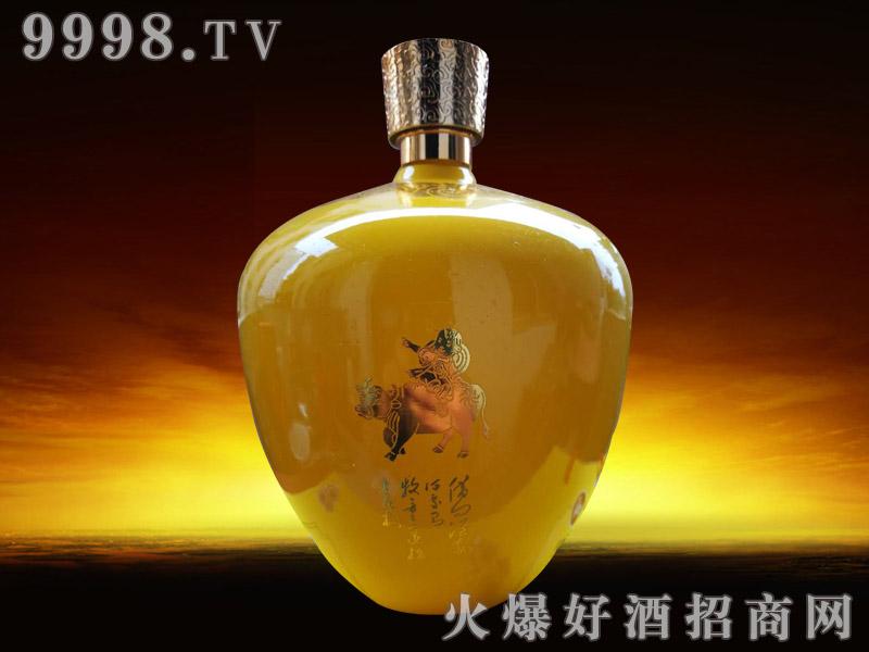汾酒杏花村生态原酒v20背面
