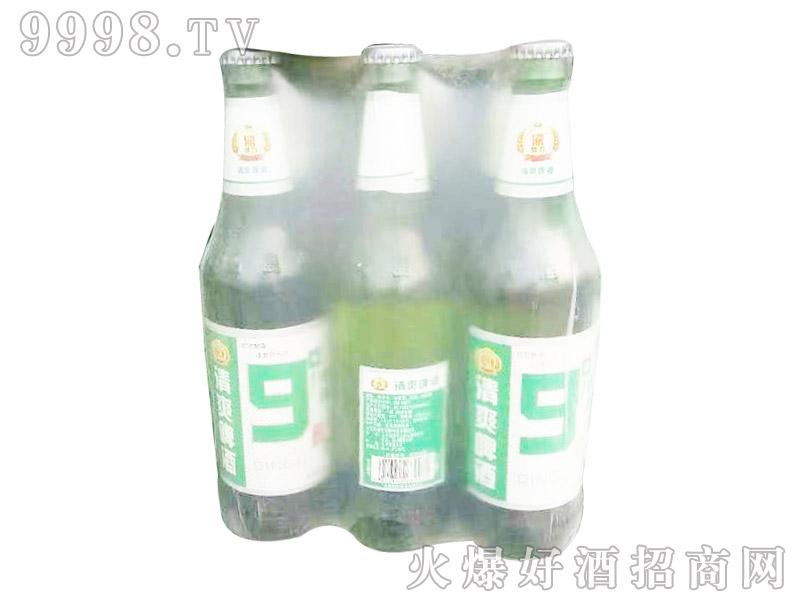 青伦鼎力清爽啤酒9°