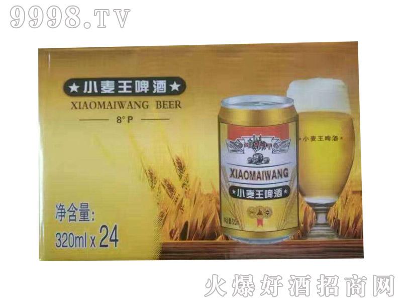 青伦鼎力小麦王啤酒320mlx24