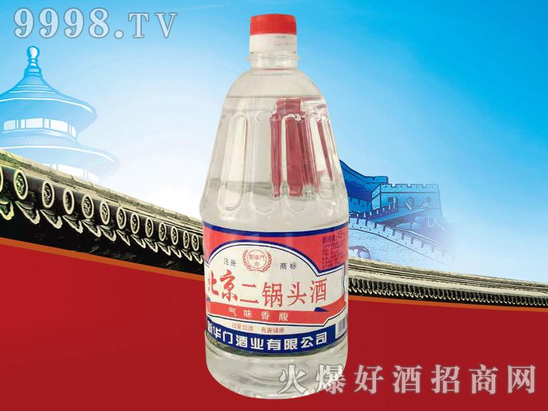 新华门二锅头白酒45°2L