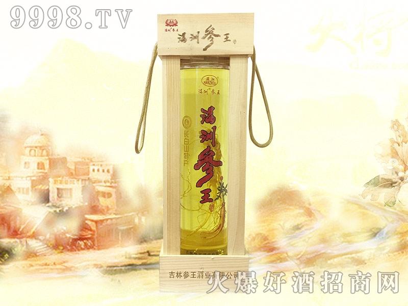 满洲参王酒2L-保健酒招商信息