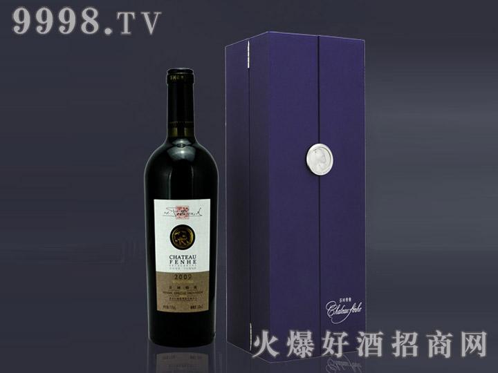 芬河帝堡干红葡萄酒2009