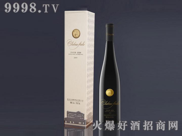芬河帝堡2009年蓝莓酒375ml
