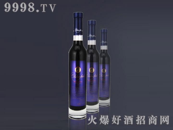 芬河帝堡2008年蓝莓酒375ml