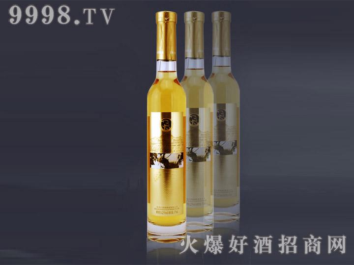 芬河帝堡冰酒375ml(透明瓶2014)