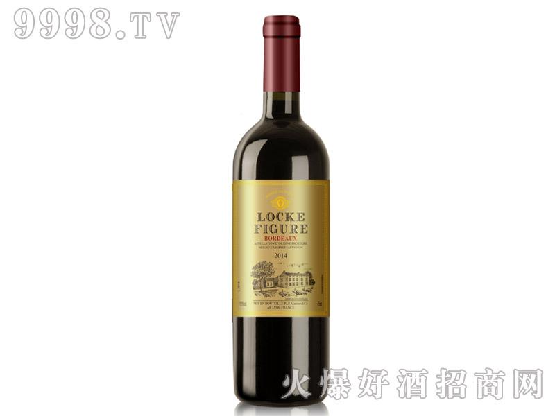 洛克图金标干红葡萄酒