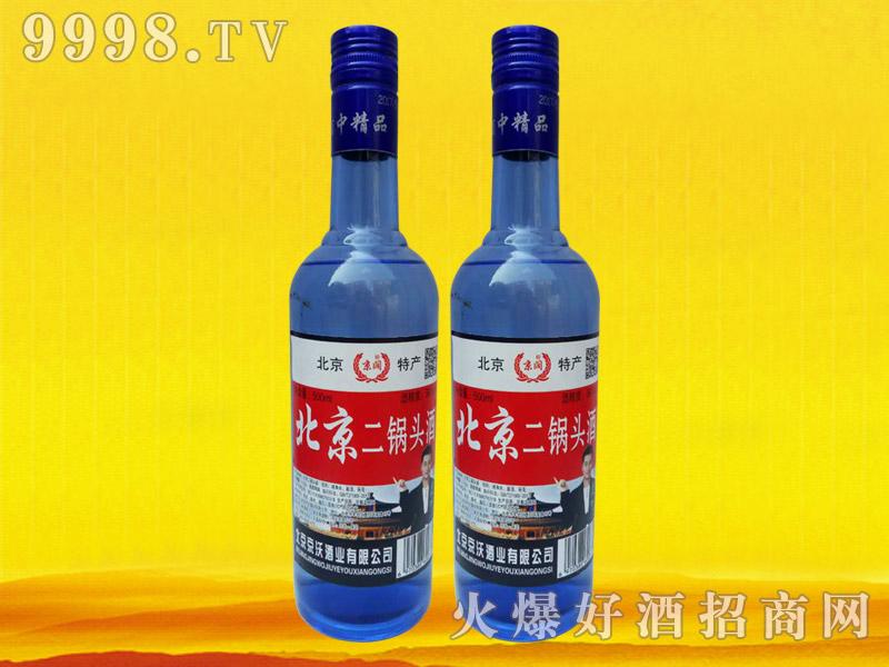 京阔北京二锅头酒500ml