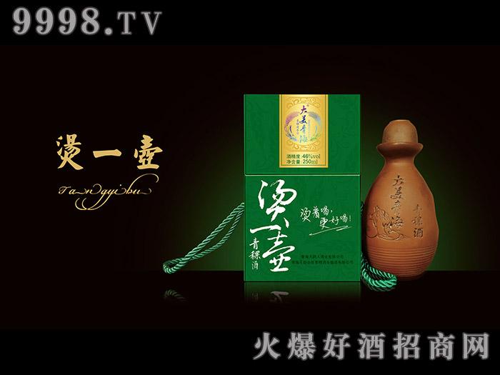 大美青海青稞酒(烫一壶)