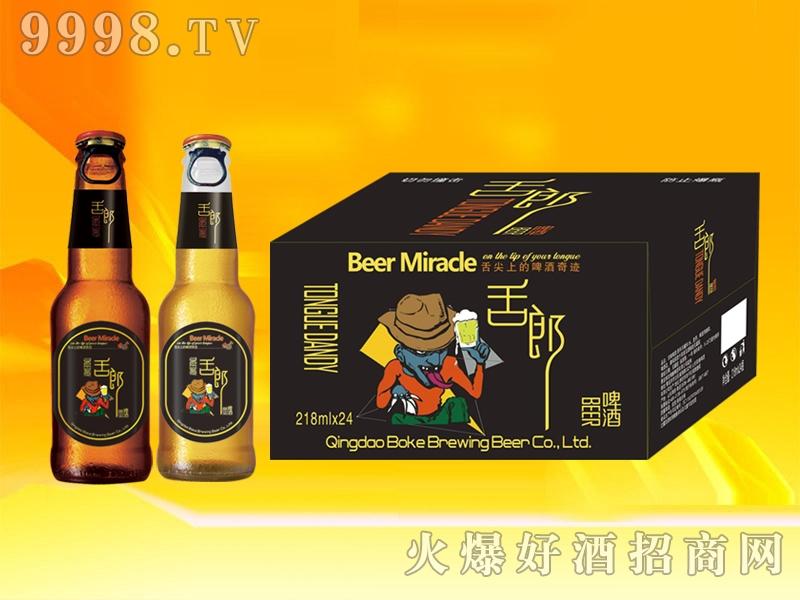 舌郎啤酒218ml组合
