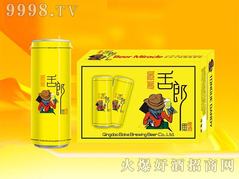 舌郎啤酒330ml