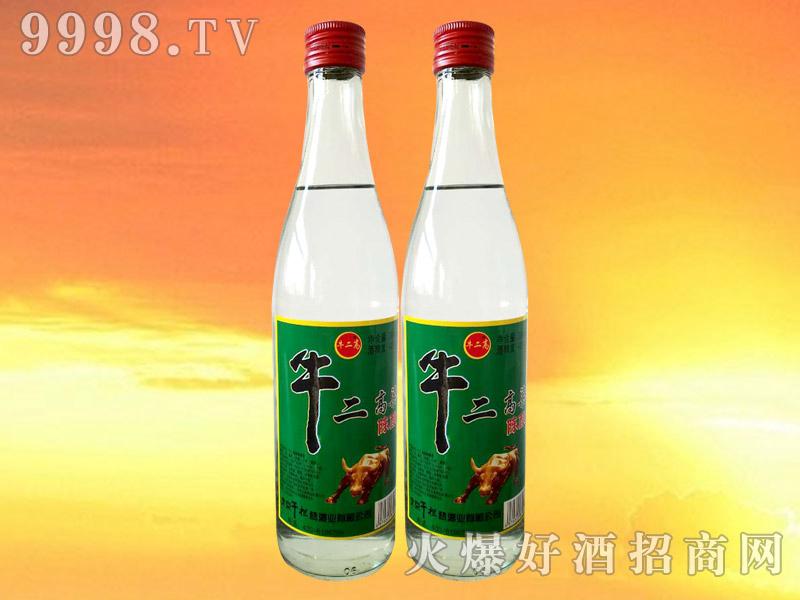 牛二高粱陈酿酒42°500ml