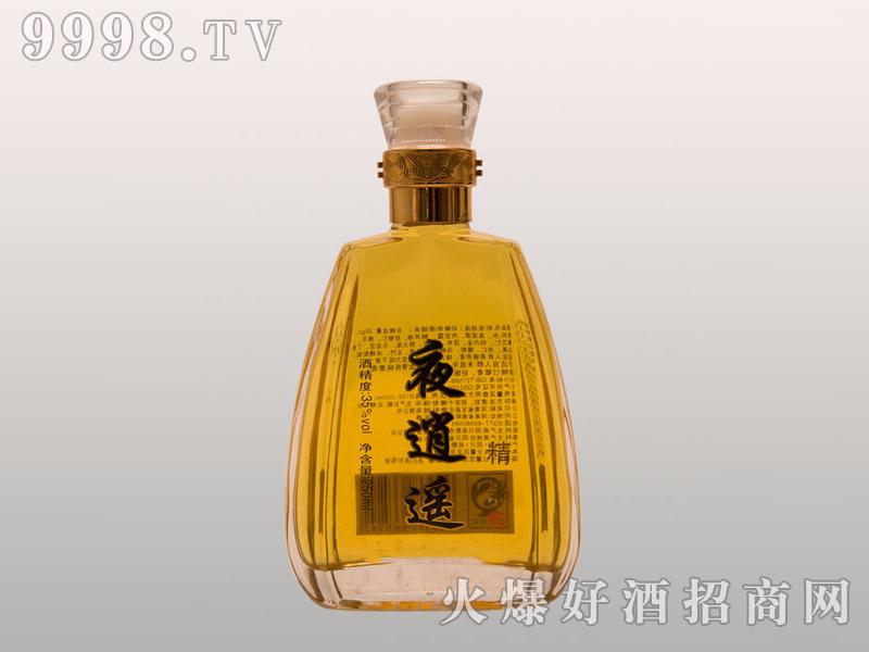 夜逍遥精品酒35度250ml