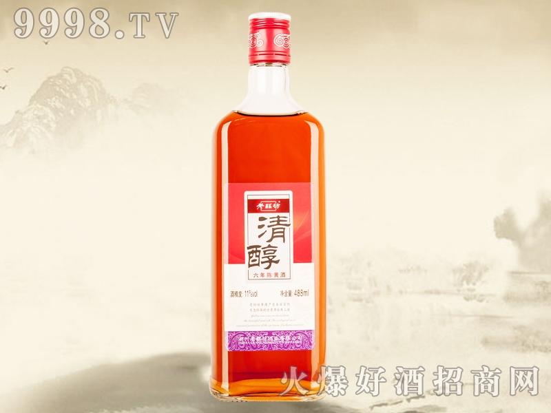 老绍坊六年清醇酒-好酒招商信息