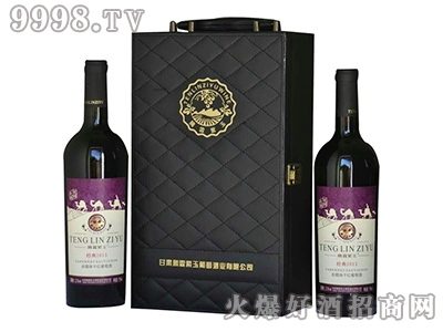 腾霖紫玉经典2013赤霞珠干红葡萄酒-甘肃腾霖紫玉葡萄酒业有限公司