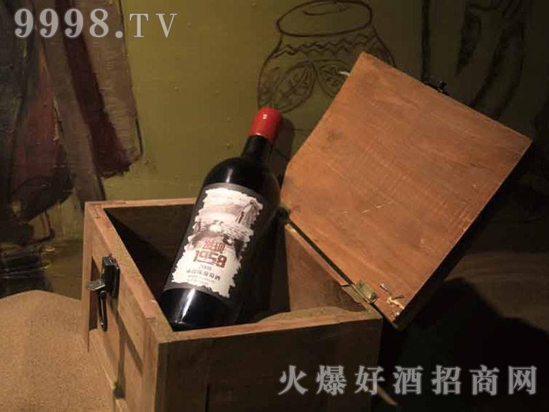 发现1958干红葡萄酒