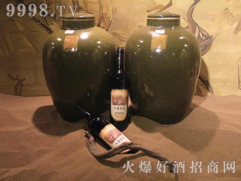 大漠古法赤霞珠干红葡萄酒