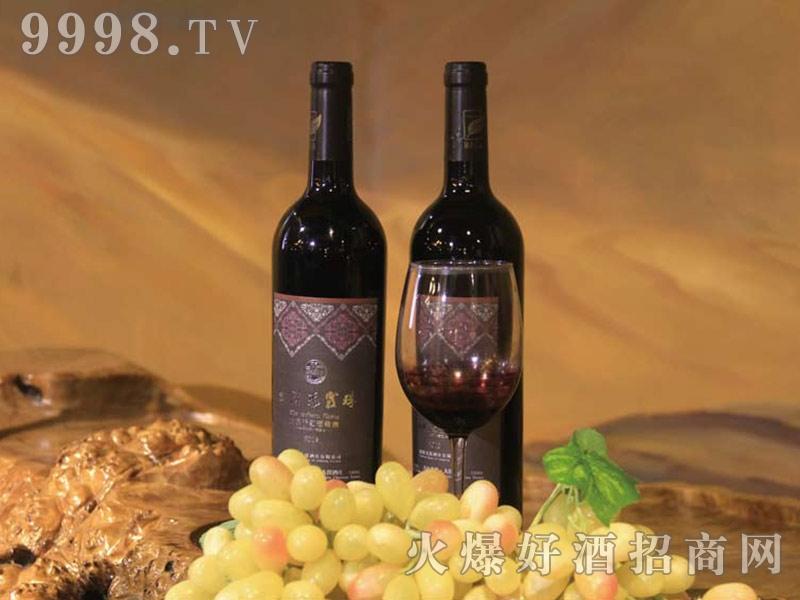 大漠赤霞珠干红葡萄酒