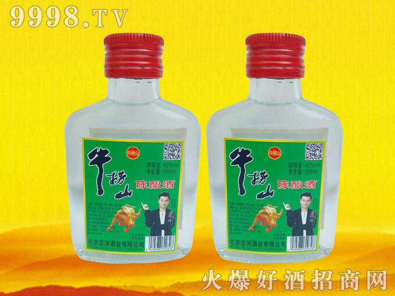 牛捞山陈酿酒100ml