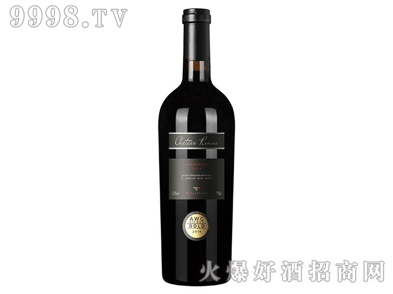 瑞美娜美乐干红葡萄酒JK035