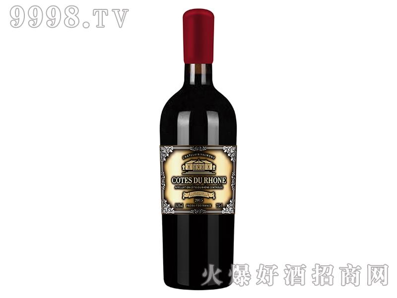 皇家男爵城堡干红葡萄酒JK034