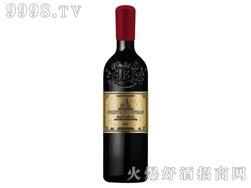 柏雅干红葡萄酒JK032