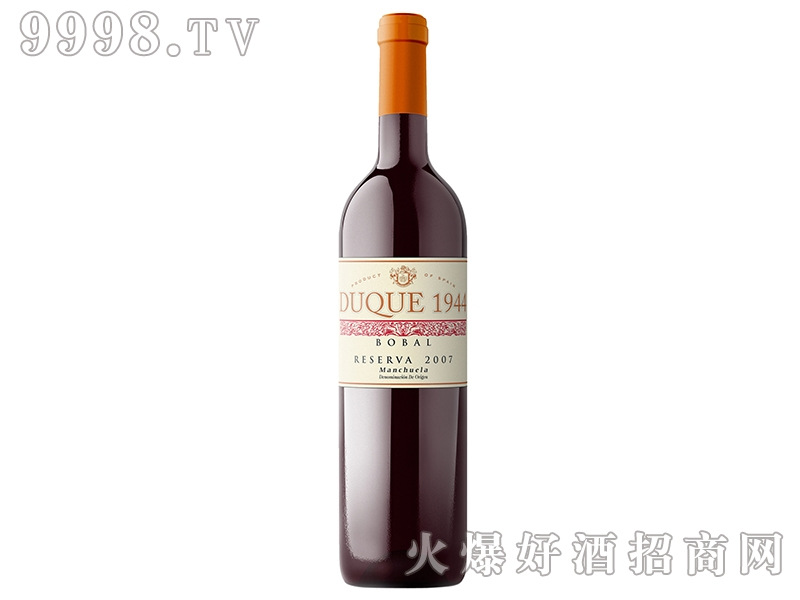 公爵1944珍藏干红葡萄酒