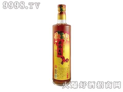玉祁淡雅八年陈酿清爽型半干黄酒