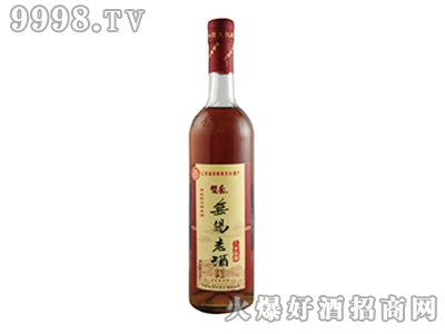 玉祁无锡老酒八年陈清爽型半甜黄酒
