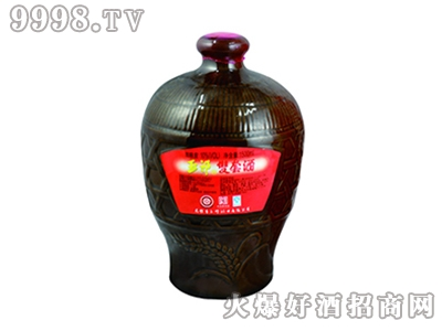 玉祁双套1500ml传统型甜黄酒
