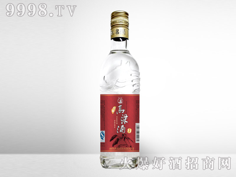 代工产品・戴云牌台湾高粱酒53度