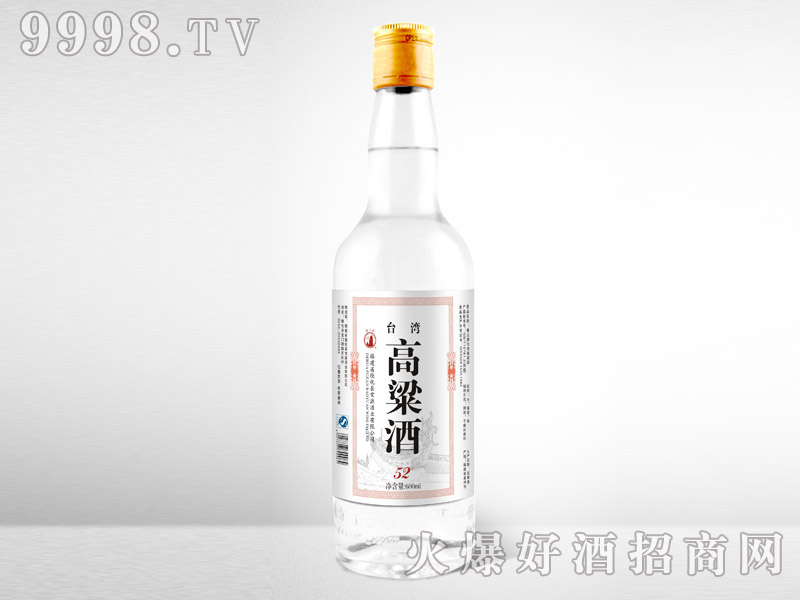 代工产品・戴云牌台湾高粱酒600ml