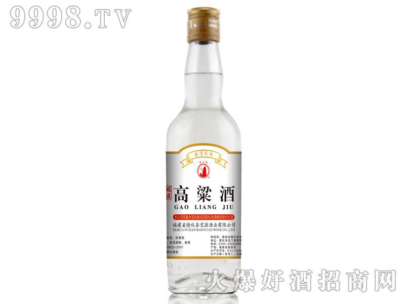 戴云牌・高粱酒500ml