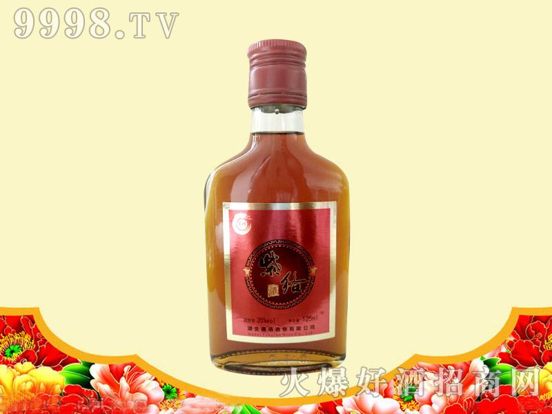 紫络酒35度125ml-保健酒招商信息