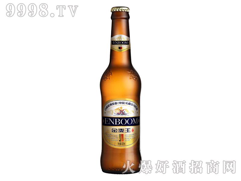 英宝金麦王啤酒