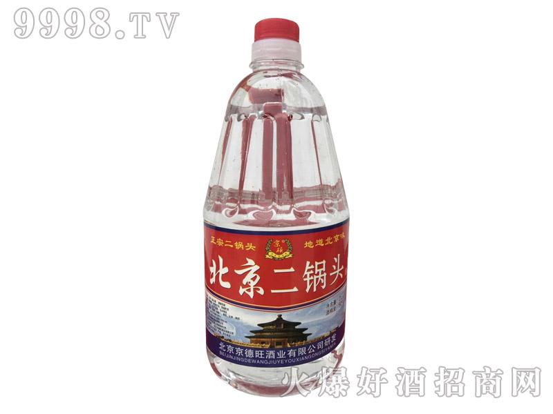 京硕北京二锅头酒50度2L