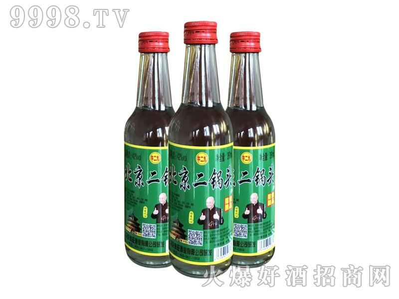 京硕北京二锅头酒・陈酿精品42度250ml