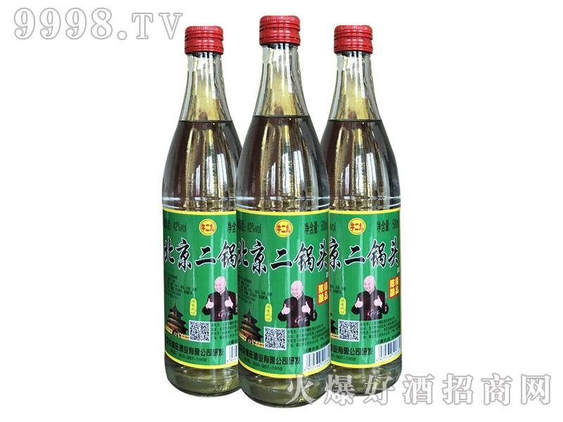 京硕北京二锅头酒・陈酿精品42度500ml