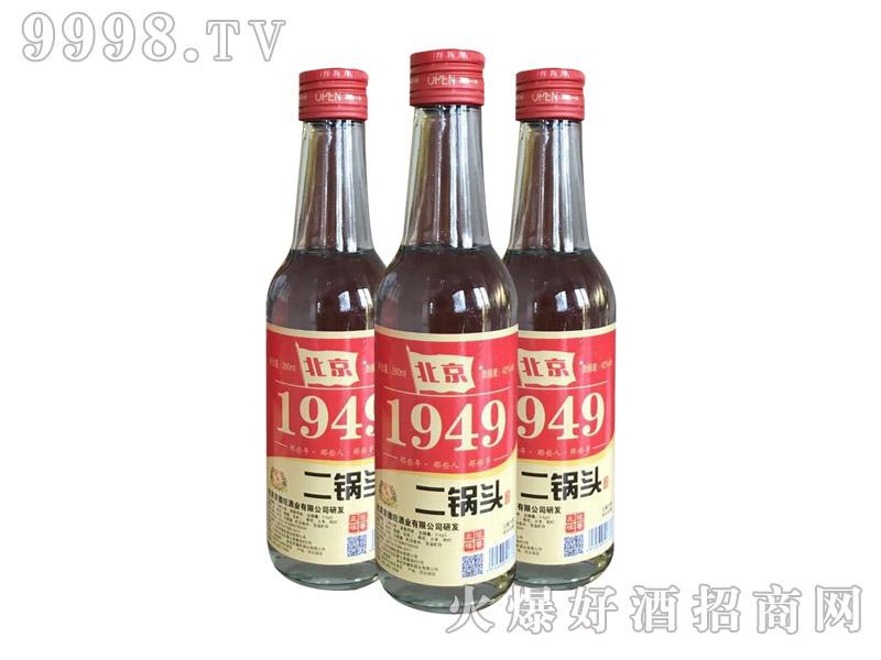 京硕北京1949二锅头酒42度250ml