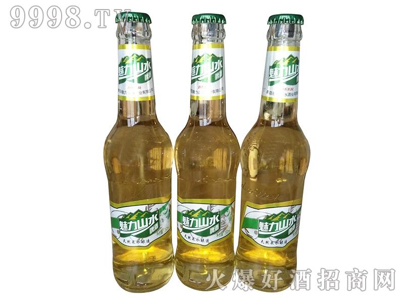 魅力山水啤酒瓶装