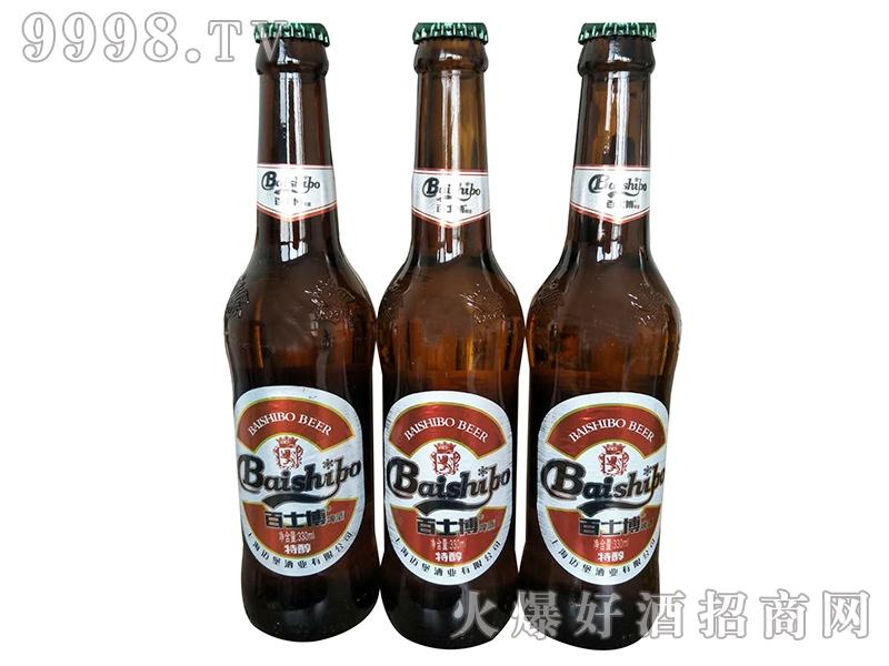 百士博啤酒特醇瓶装