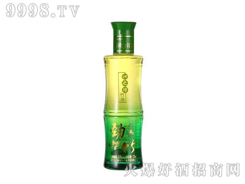 沁之绿劲竹竹酒