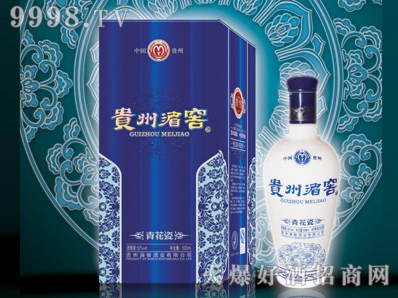 贵州湄窖酒・青花瓷