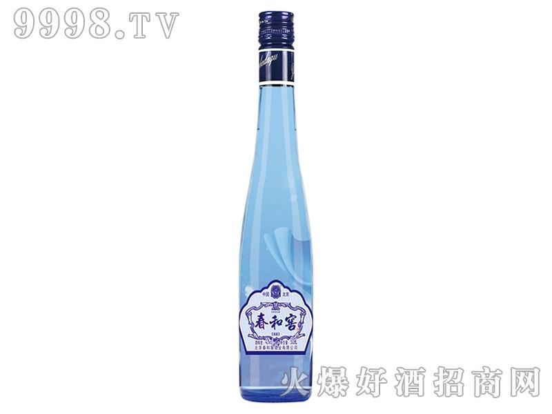 春和窖酒(窖藏)蓝瓶42°500ml