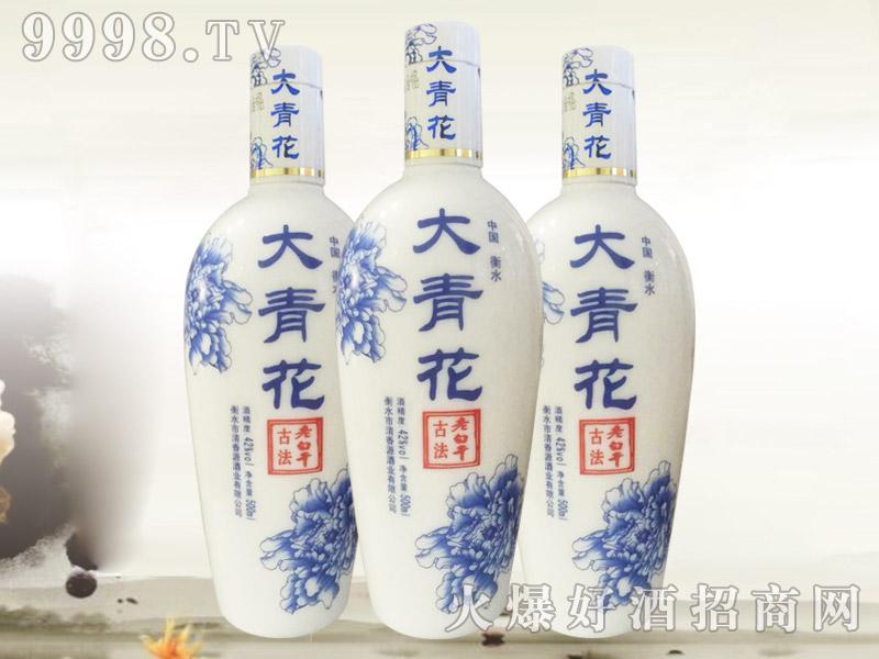 古法老白干酒大青花500ml