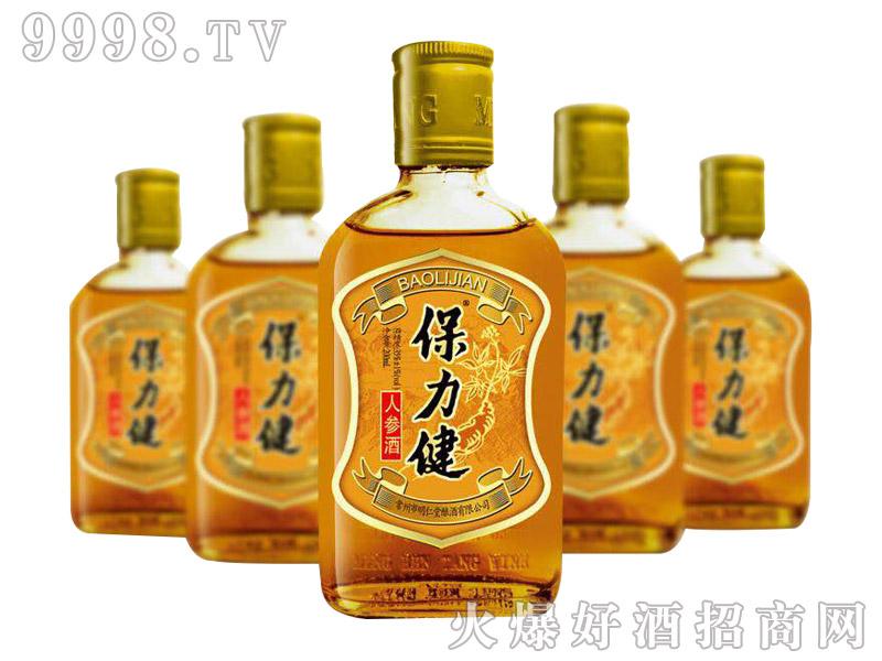 保力健人参酒200ml