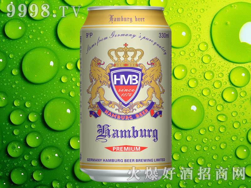 瀚堡啤酒(罐)330ml