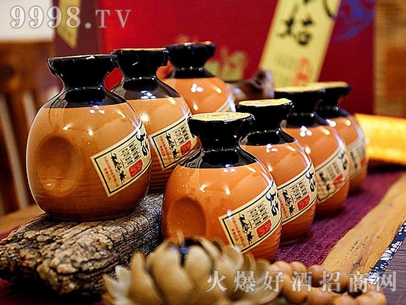 仪姑酿黄酒(黄坛)