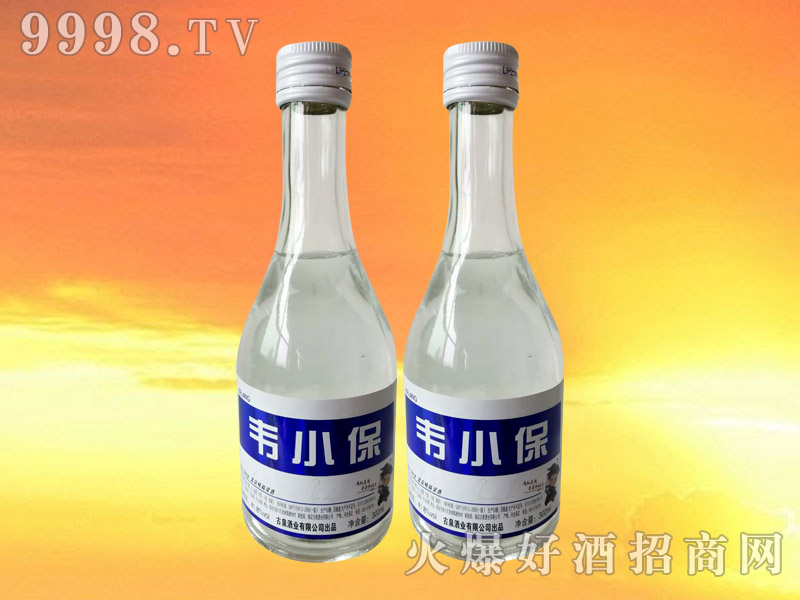 韦小保北京味高粱酒41.8度300ml