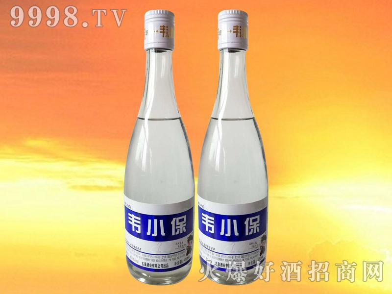 韦小保北京味高粱酒41.8度480ml