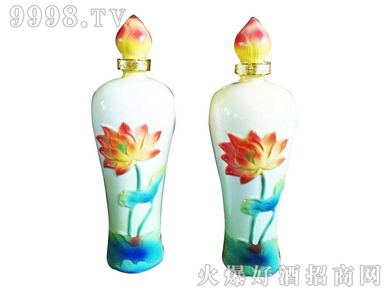 古井镇荷花陶瓷酒